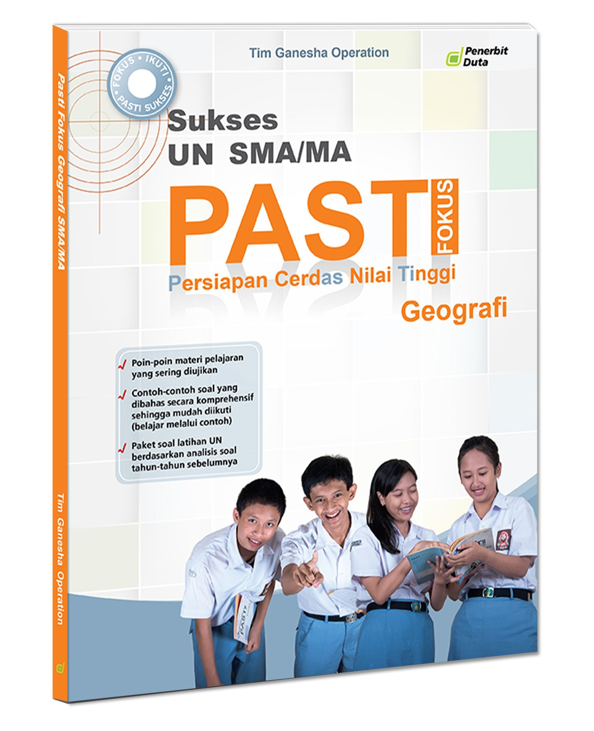 Pasti Fokus Geografi Sma Ma The Official Website Of Penerbit Duta