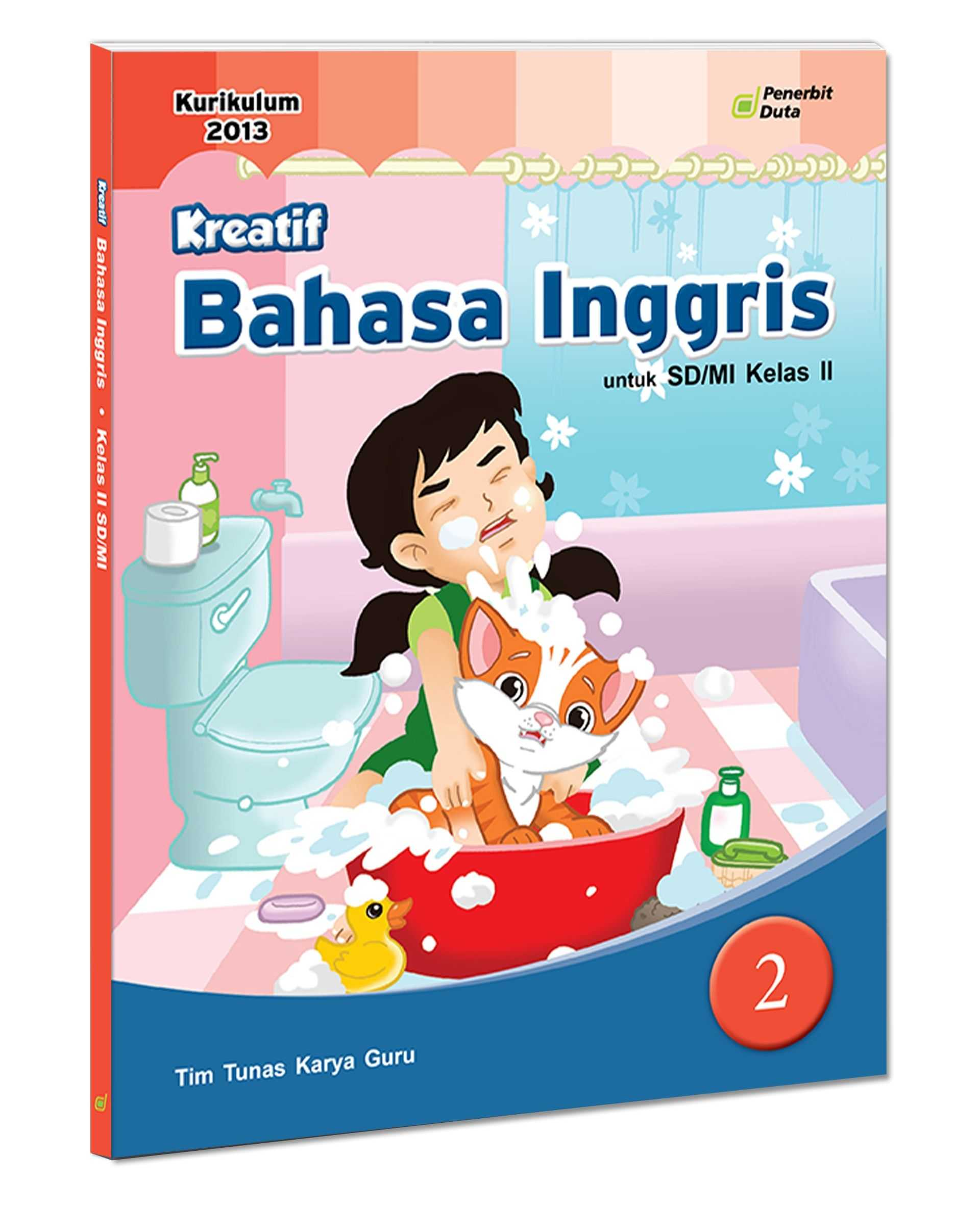 Kreatif B Inggris Sd Mi Jilid 2 The Official Website Of Penerbit Duta